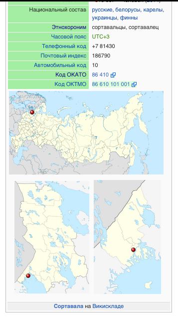 Сортавала — Википедия