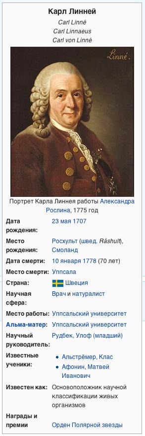 Шаблон:Учёный — Википедия